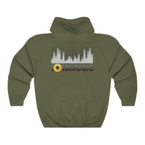 1013 Hooded Sweatshirt